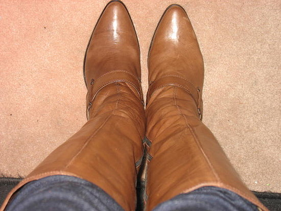My fabulous boots!