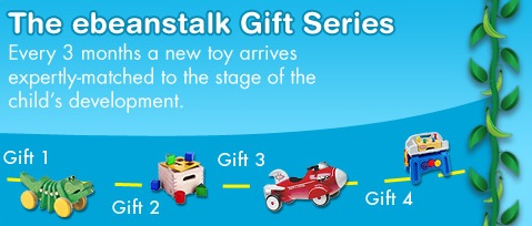 Toy Box:  eBeanstalk Gift Series
