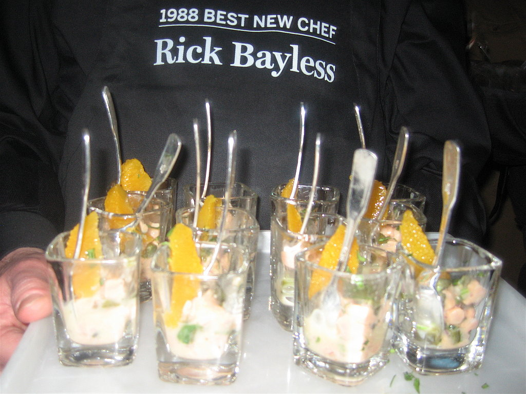 Rick Bayless' Salmon Ceviche