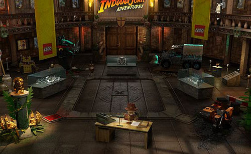Play Indiana Jones Online!