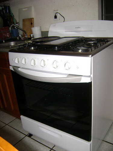 We love new appliances