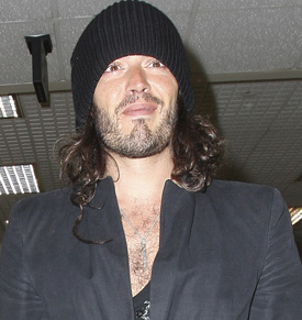 Russell Brand Stars In Forgetting Sarah Marshall