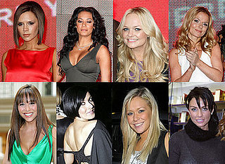 2008 Celebrity Mum of the Year Shortlist in Pictures