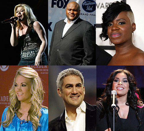 Pop Poll on Who is Your Favourite American Idol Winner From the Previous Six Seasons
