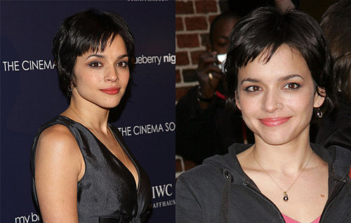 Norah Jones Promoting My Blueberry Nights at Late Show with David Letterman and the Film's Screening