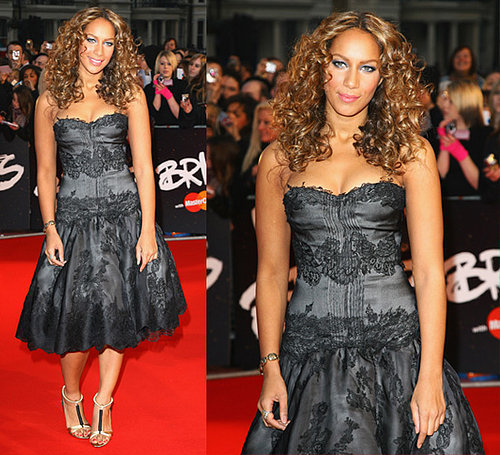 Brit Awards 2008: Leona Lewis