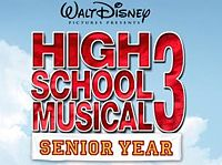 hsm3 logo and soundtracks