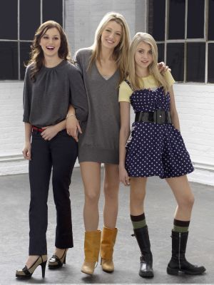 Gossip Girl Season 1 Promoshoot 8