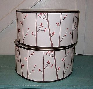 Etsy Find: Winterberry Lampshade
