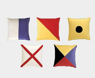 Steal of the Day: Maritime Signal Pillow Covers