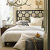 Steal of the Day:  West Elm Octagonal Headboard