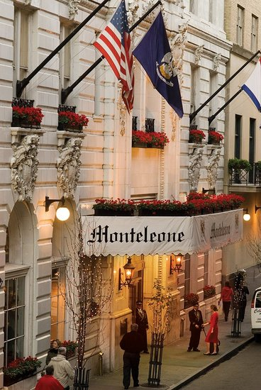 Home Away From Home:  NOLA&#039;s Hotel Monteleone