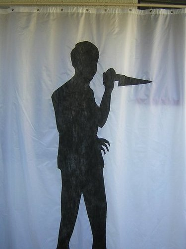 Love It or Hate It? Sicko Shower Curtain