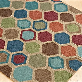 Steal of the Day: The Company Store Honeycomb Rug