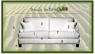 Casa Verde:  What's Inside a Green Sofa?
