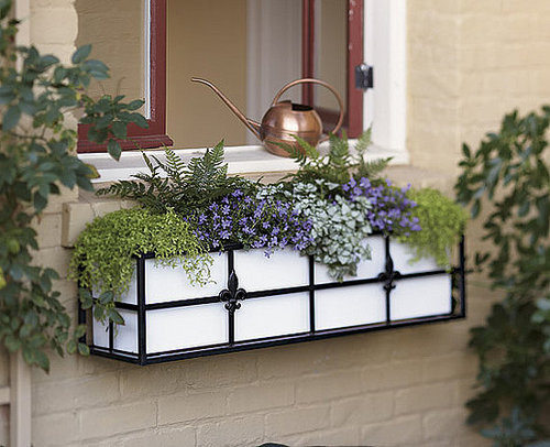 Steal of the Day:  Fleur-de-Lys Window Boxes