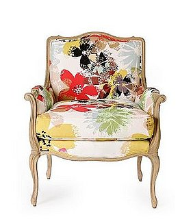 Crave Worthy: Anthropologie Antwerp Chair in Bloom