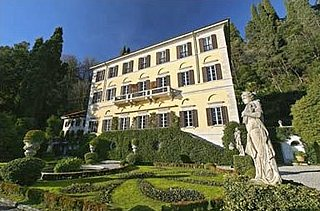 This Just In: Versace's Beloved Lake Como Villa to Be Sold