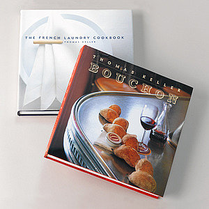 HOLIDAY GIFTS FOR UNDER $50:  Thomas Keller Bouchon & French Laundry Cookbooks !!!