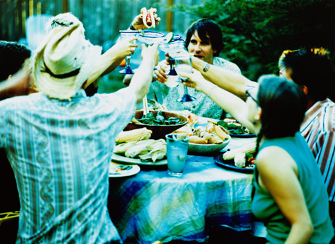 Host an Outdoor Party!