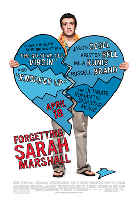 "Has anybody seen the movie ""Forgetting Sarah Marshall""?"
