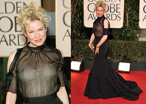 Golden Globe Awards: Renee Zellweger