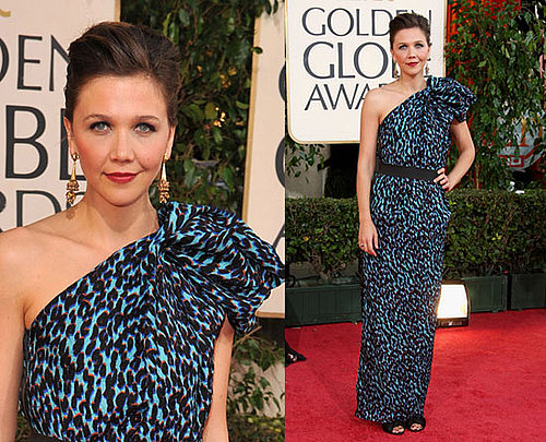 Golden Globe Awards: Maggie Gyllenhaal