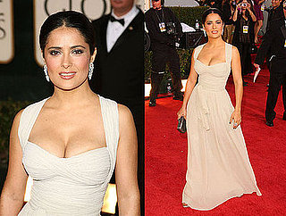 Golden Globe Awards: Salma Hayek