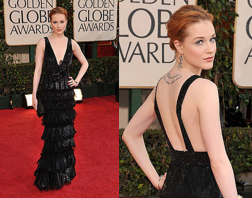 Golden Globe Awards: Evan Rachel Wood