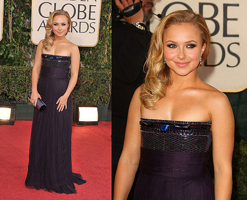 Golden Globe Awards: Hayden Panettiere