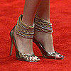 Guess the Lady by Her Luxe Shoe!