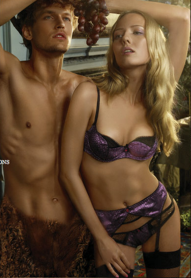 Look Book Love: Agent Provocateur Spring '09