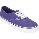 Authentic Purple VANS