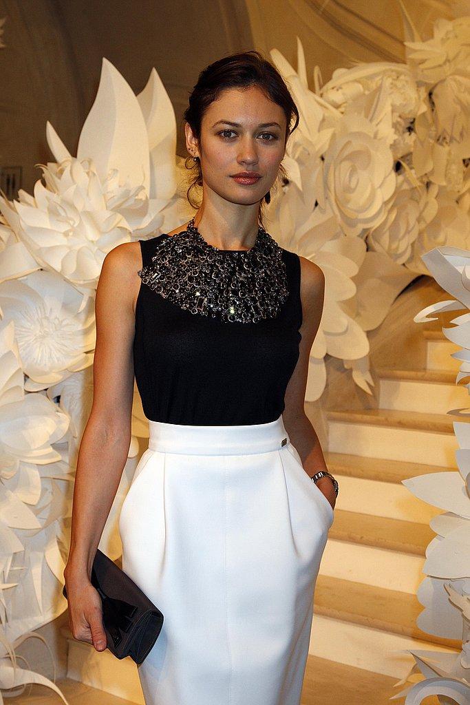 Olga Kurylenko at Chanel