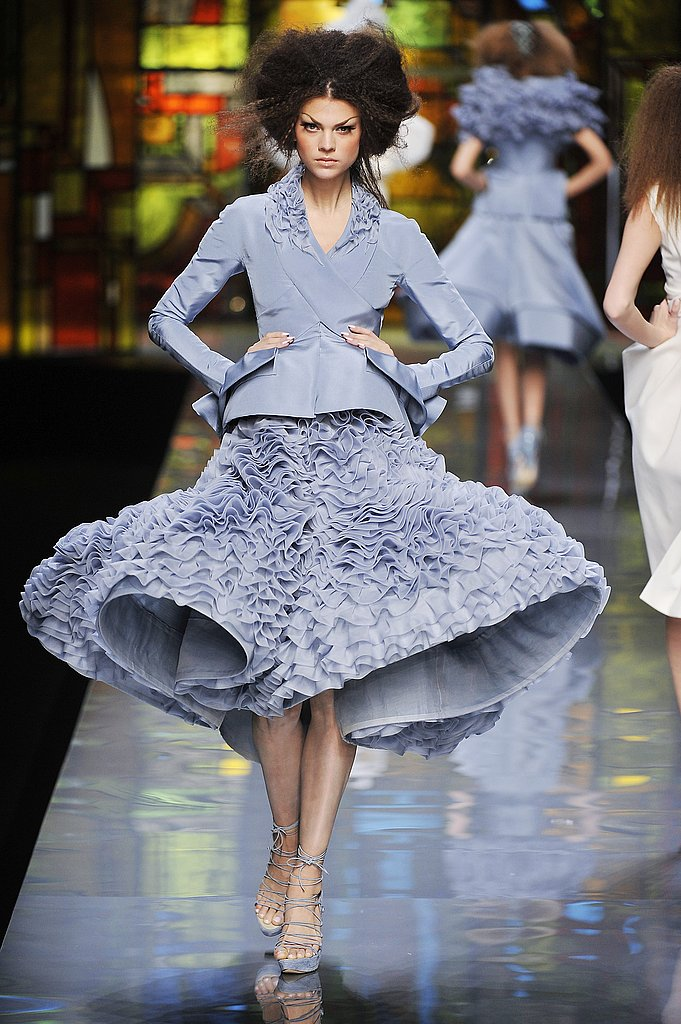 2009 Spring Couture, Christian Dior