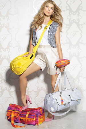 On Our Radar: Fergie for Kipling, Round Two