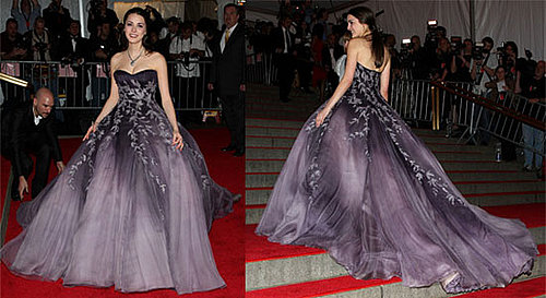 The Met's Costume Institute Gala: Bee Shaffer