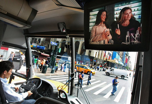 Behind The Seams: Sex and the City NYC Bus Tour