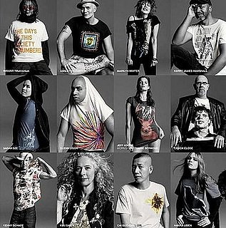 On Our Radar: Gap Launches Limited Edition Artist T-Shirt Collection