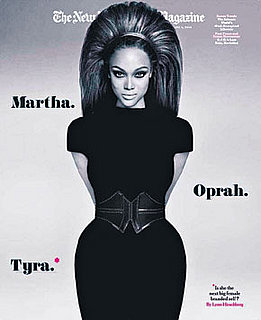 Fab Flash: Move Over Martha and Oprah, Make Room for Tyra