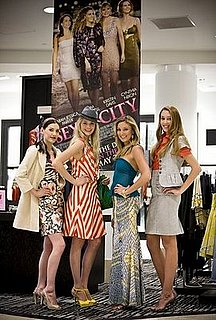 Behind the Seams: Macys' Faboo Sex and the City Shopping Party