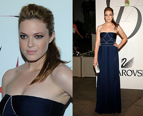 2008 CFDA Awards: Mandy Moore