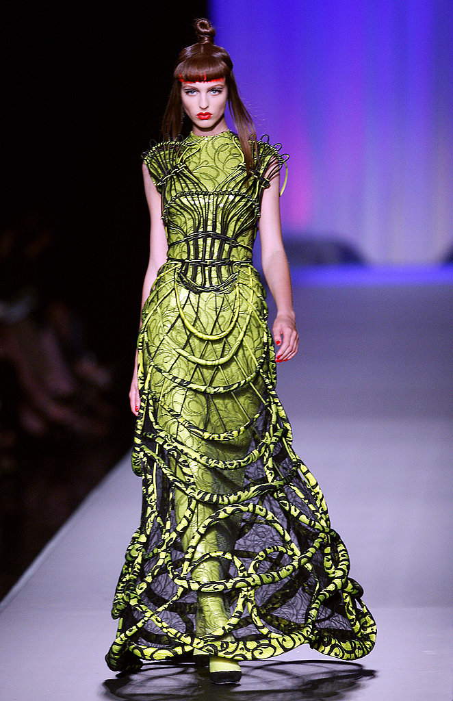 2008 Fall Couture: Jean Paul Gaultier