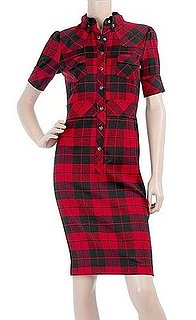 D&G Dolce & Gabbana Plaid Shirtdress: Love It or Hate It?