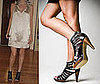 Fabworthy: Jeffrey Campbell Black Patent Leather Platforms 