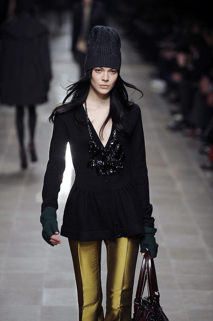 High-Class Grunge at Burberry
