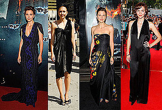 Which Maggie Gyllenhaal Dark Knight Look is Most Fab?