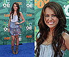Teen Choice Awards: Miley Cyrus