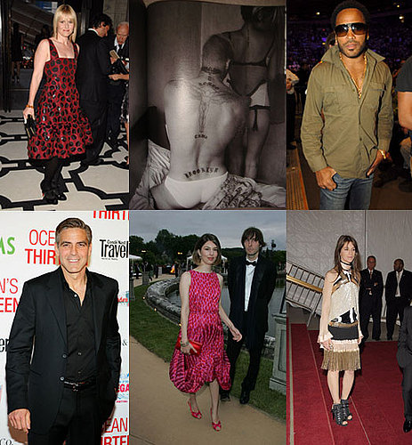 Fab Flash: Vanity Fair's Best Dressed List