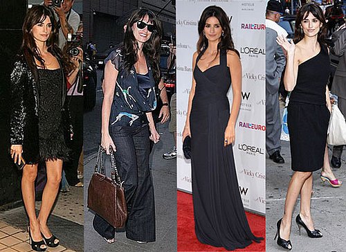 Which Penelope Cruz Look Is Most Fab?